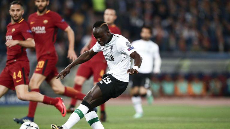Sadio Mane put Liverpool ahead inside 10 minutes