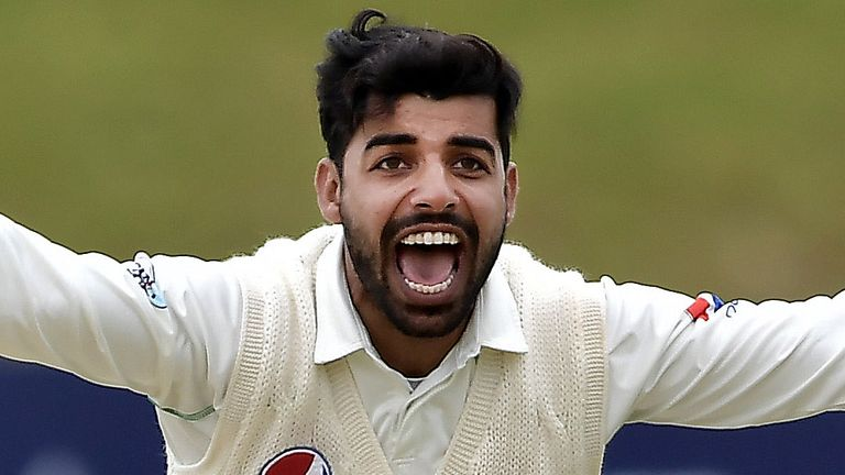 Shadab Khan is one of three Pakistan players to test positive for coronavirus
