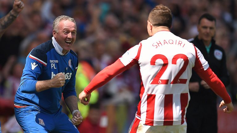New Liverpool signing Shaqiri continues war of words with former teammate