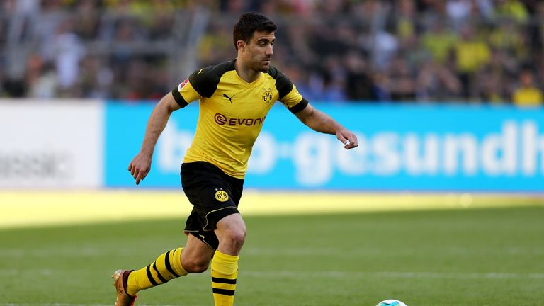 Arsenal are reportedly close to signing Sokratis Papastathopoulos for £16million