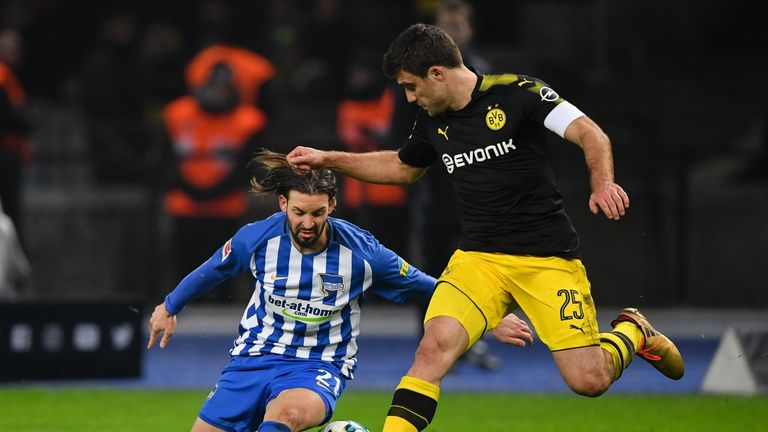 The 29-year-old has captained Dortmund on numerous occasions