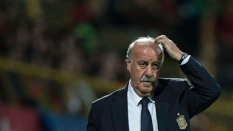 Lopetegui replaced Vicente Del Bosque after Euro 2016