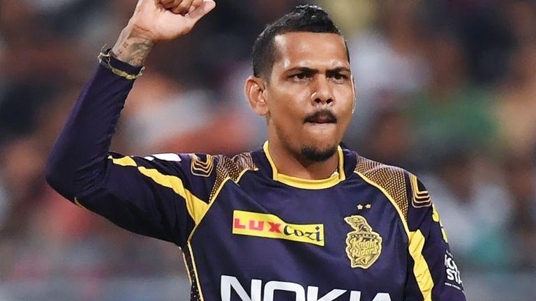IPL: Kolkata Knight Riders' Sunil Narine reported over bowling action |  Cricket News | Sky Sports