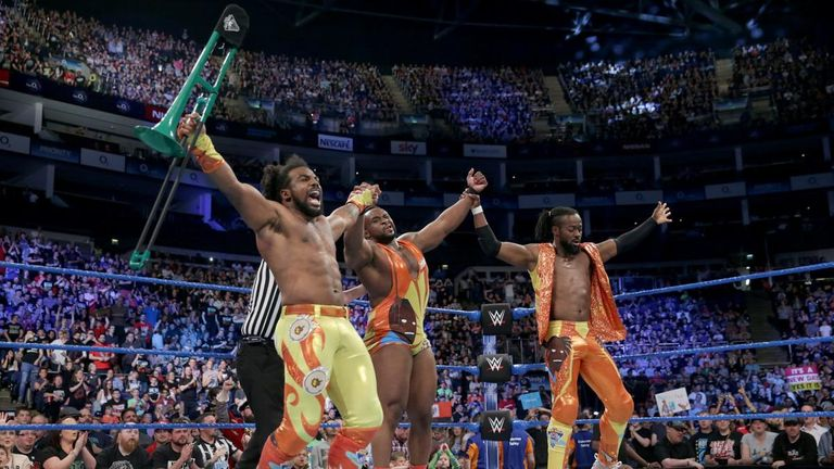 The New Day have issued a statement in response to Hulk Hogan's reinstatement into the WWE Hall of Fame