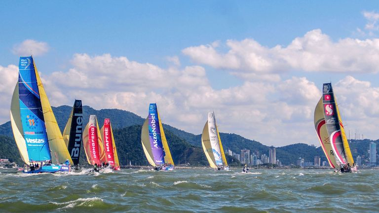 The latest data will be analysed at the Volvo Ocean Race Ocean Summit