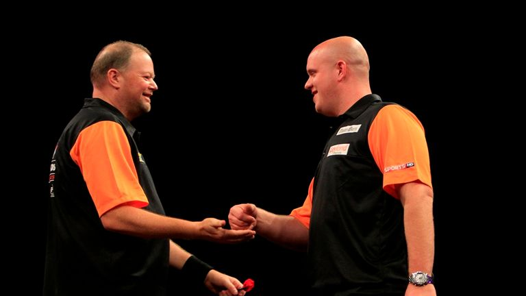 Van Barneveld and Van Gerwen have won three of the Netherlands' four titles