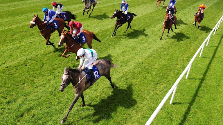 Who's Steph wins the Leopardstown 1000 Guineas Trial