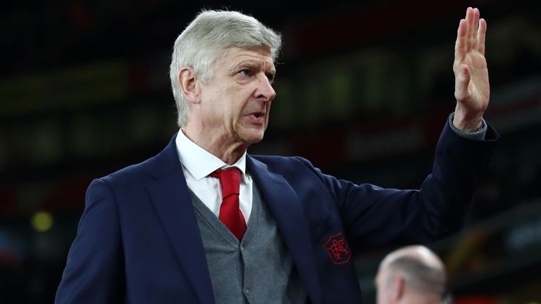 Bayern Munich pull out of talks with Arsene Wenger
