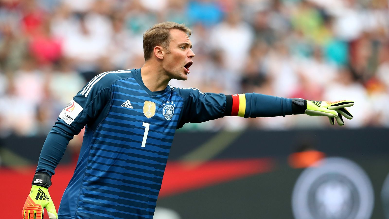 Germany's Manuel Neuer says every game is a final after Mexico defeat | Football News | Sky Sports