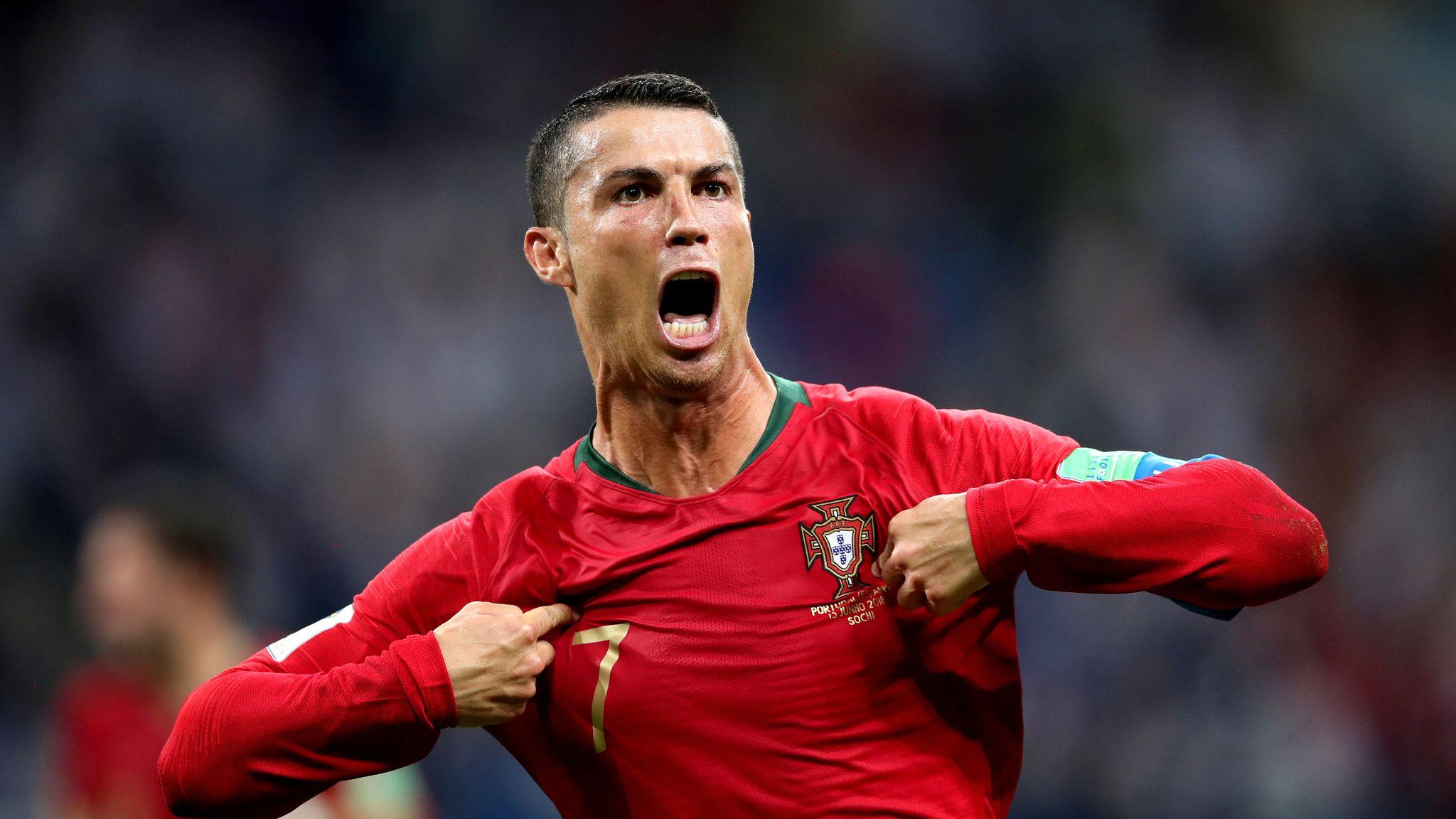 Jose Mourinho praises 'special' Cristiano Ronaldo after Portugal treble |  Football News | Sky Sports