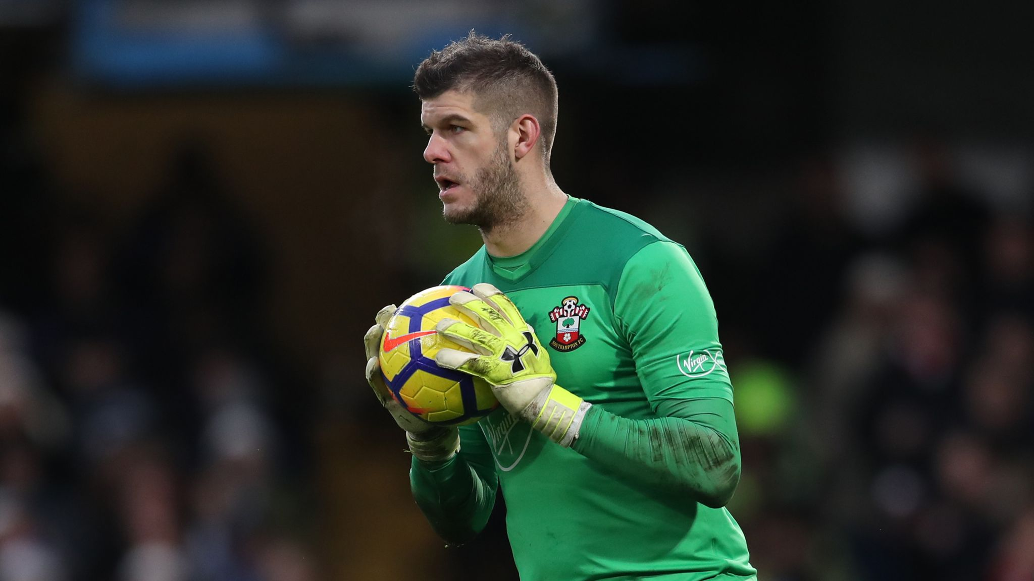 Image result for fraser forster