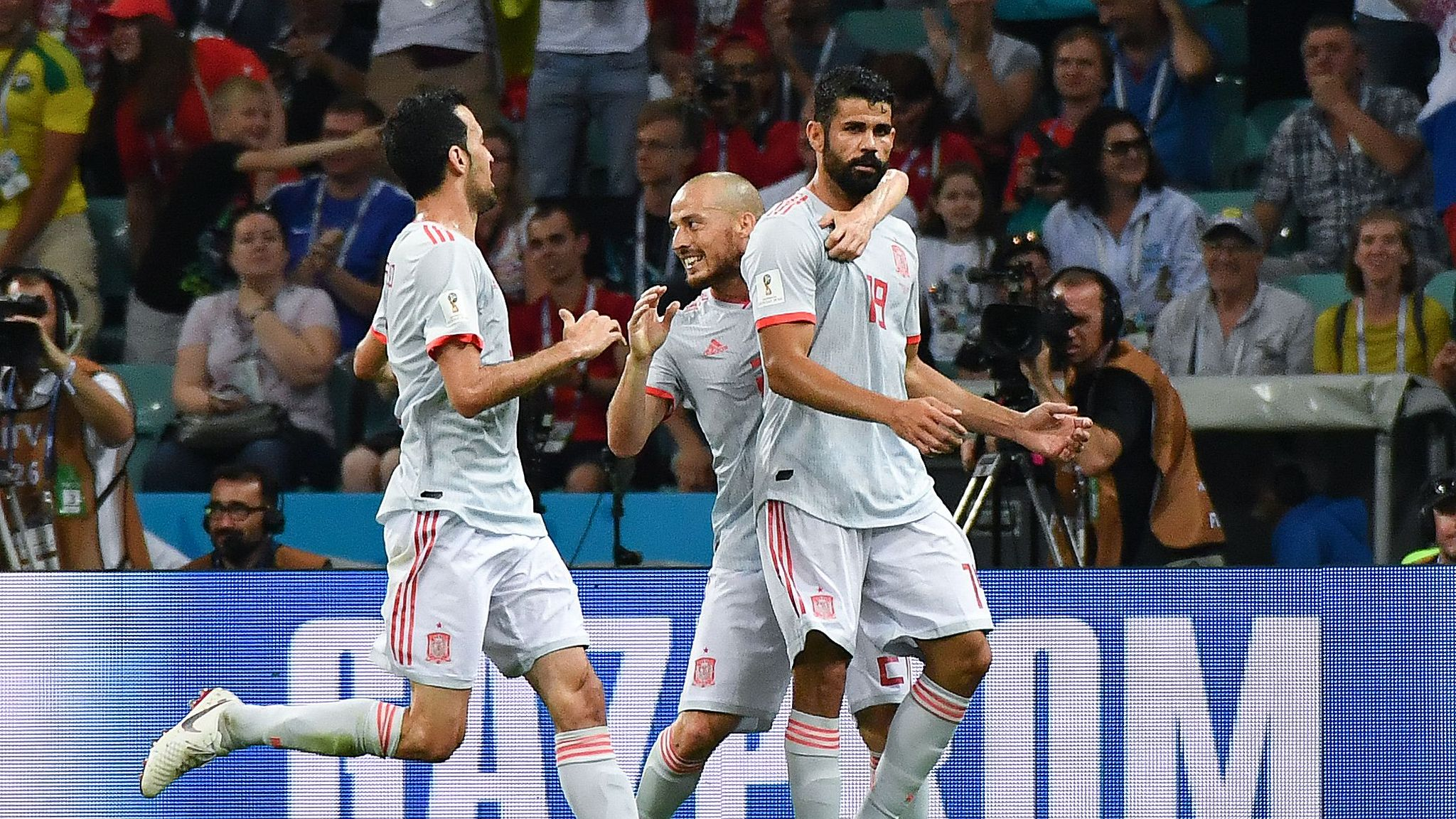 World Cup 2018: Vote for your top performers and best goal