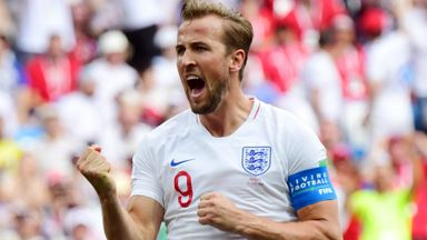 England reached the semi-finals of the World Cup this year