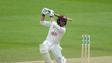 All eyes will be on Rory Burns after his England Test call-up on Friday