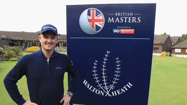 Rose will host the 2018 British Masters supported by Sky Sports at Walton Heath
