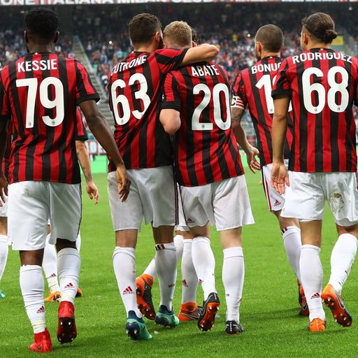 AC Milan to contest ban