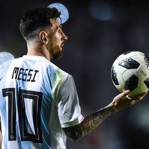 Argentina's World Cup expectations