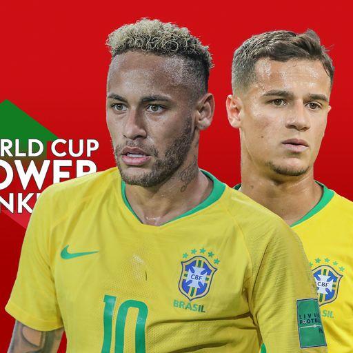 Coutinho & Neymar soar in Power Rankings
