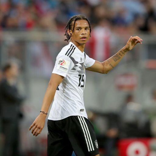 Sane recalled to Germany squad