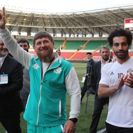 Salah used for 'political propaganda'