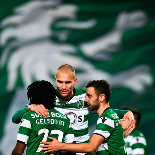 What's happening at Sporting?