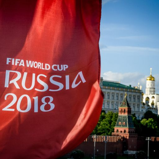 World Cup fixtures