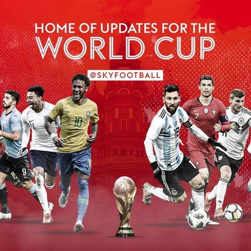 World Cup latest