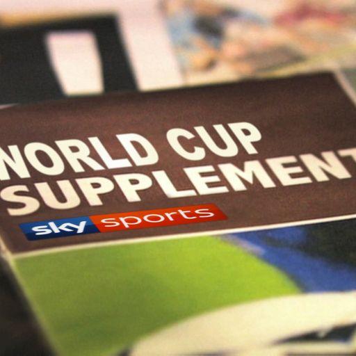 LISTEN: World Cup Supplement podcast