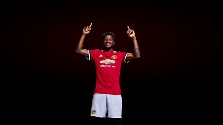 Fred has signed a five-year deal with Manchester United