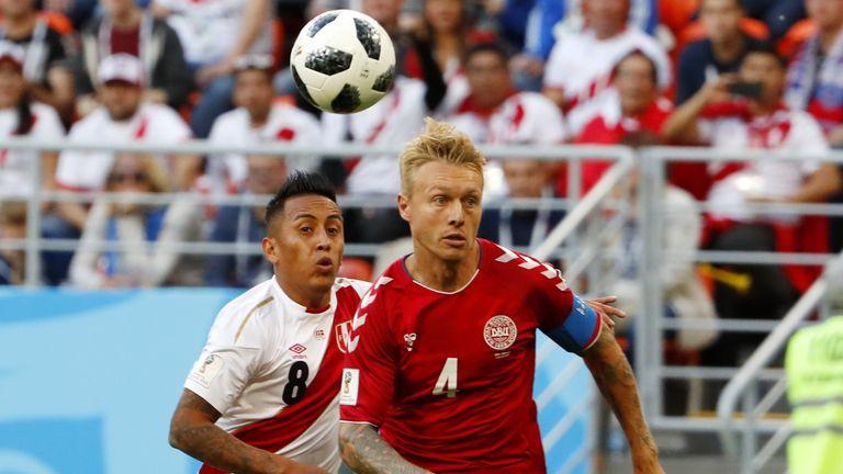 Simon Kjaer has been critical of the Danish FA