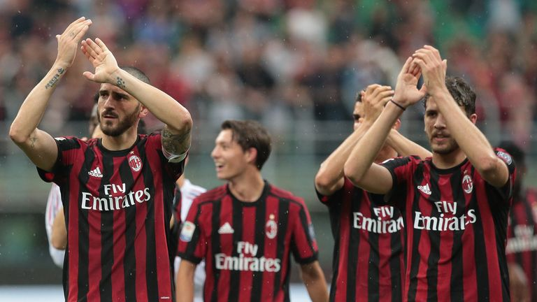 AC Milan will fight their ban from next season's Europa League competition