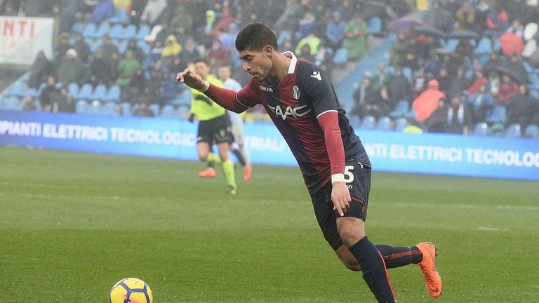 during the serie A match between Spal and Bologna FC at Stadio Paolo Mazza on March 3, 2018 in Ferrara, Italy.