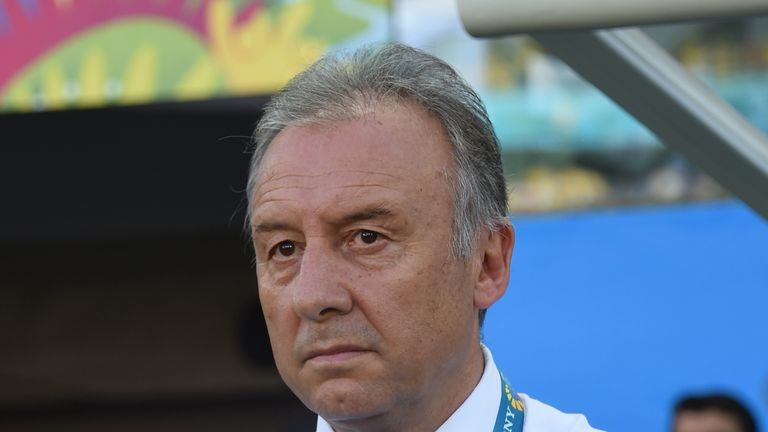 Alberto Zaccheroni was one of a number of foreign coaches unable to inspire Japan at a World Cup
