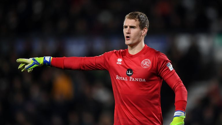 Alex Smithies will challenge Neil Etheridge for the Cardiff No 1 spot