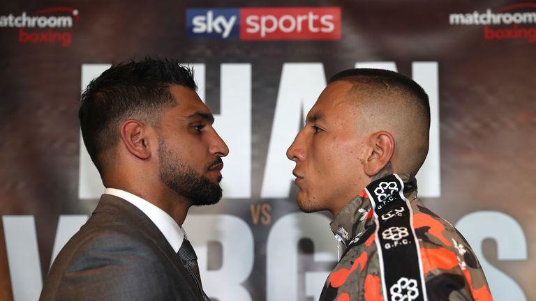 Khan kicks off the Sky Sports schedule in Birmingham