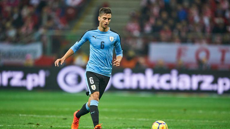 Uruguay's Rodrigo Bentancour