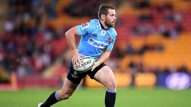 Bernard Foley will lead the Waratahs against the Rebels in the absence of the injury Michael Foley