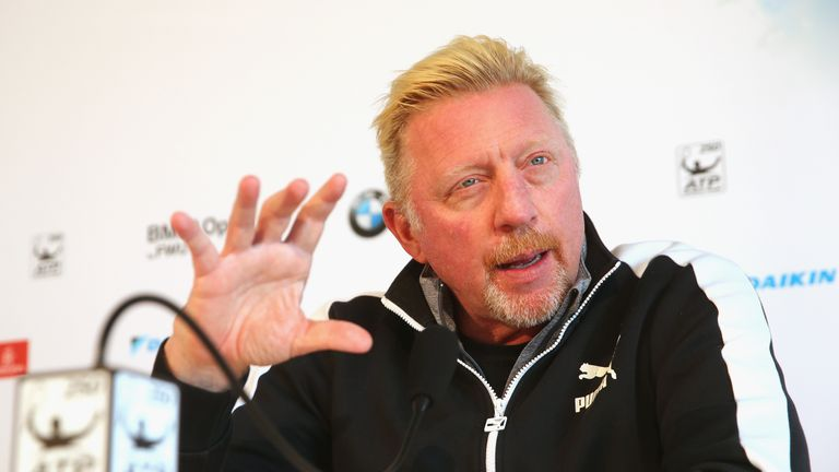 Tennis legend Boris Becker drops diplomatic immunity claim