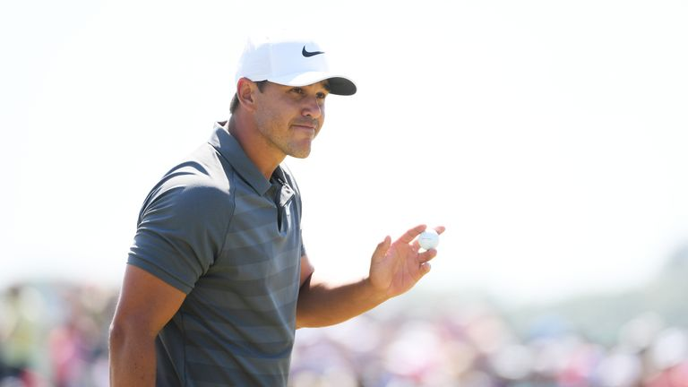 Koepka, who began the week with a five-over 75, made five birdies in the final round