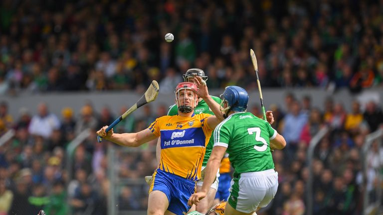 John Conlon was one of the key men for Clare