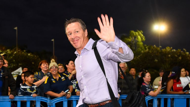 Storm coach Craig Bellamy has been offered a four-year deal by Brisbane Broncos