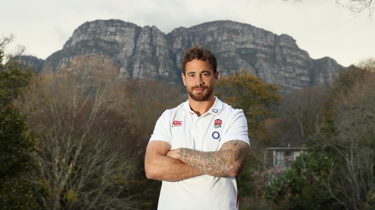 Cipriani was starting his first game for England since November 2008 on Saturday