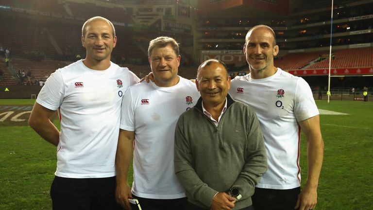 The England coaching team as we know it will change ahead of the autumn internationals