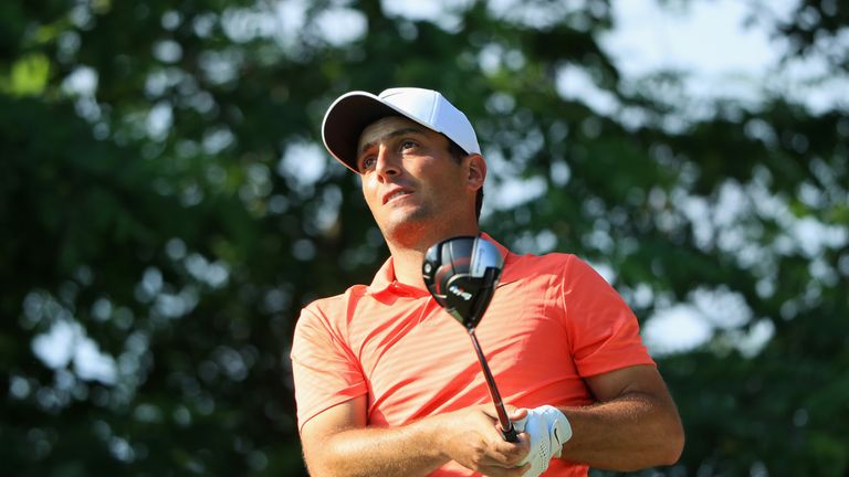 Francesco Molinari has not dropped a shot since the second round at Wentworth