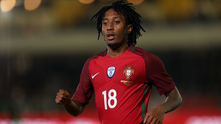 Martins has made 18 appearances for Portugal