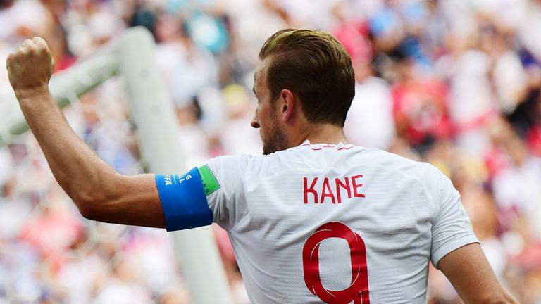 Golden Boot: Harry Kane takes prize at 2018 World Cup