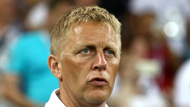 Heimir Hallgrimsson has been in charge of Iceland since 2013