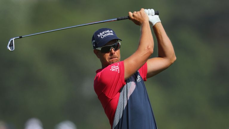 Henrik Stenson was also added to the team by captain Bjorn