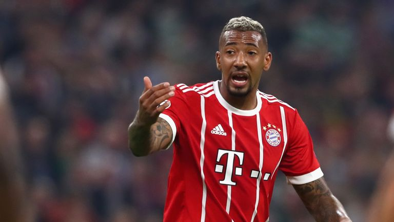 Could Bayern defender Jerome Boateng be heading to Man Utd this summer?