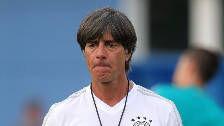Joachim Low has been in charge of Germany since 2006